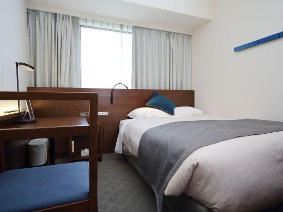 東京灣有明華盛頓酒店(Tokyo Bay Ariake Washington Hotel)高層小型雙人床房