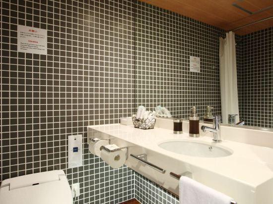 博多市善騰酒店(Sutton Hotel Hakata City)豪華小型雙人房