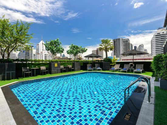 康帕斯酒店集團素坤逸11巷瑞士大酒店(Grand Swiss Sukhumvit 11 by Compass Hospitality)健身娛樂設施
