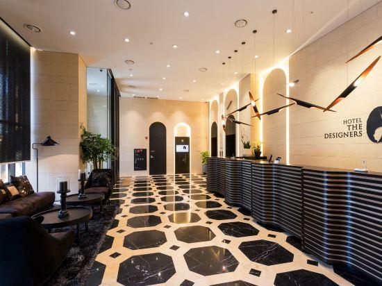 東大門設計師酒店(Hotel the Designers Dongdaemun)公共區域