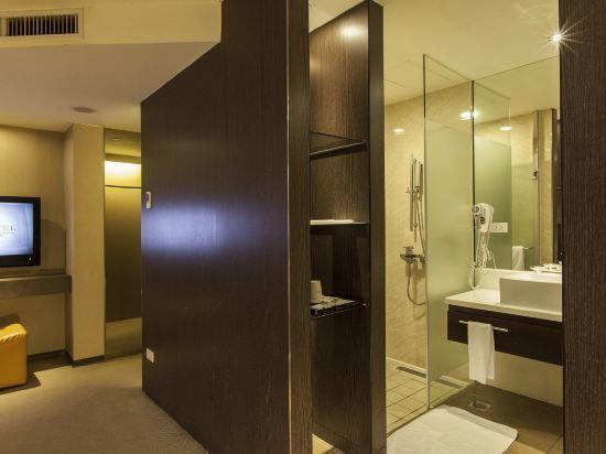 台北樂客商旅(Look Hotel)標準三人房