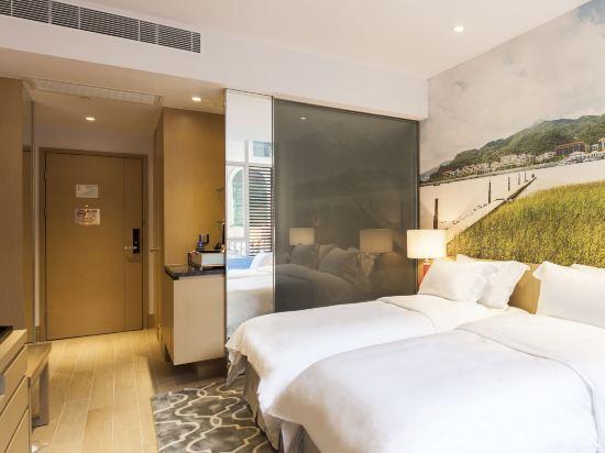 澳門卡爾酒店(Caravel Hotel)標準單人房