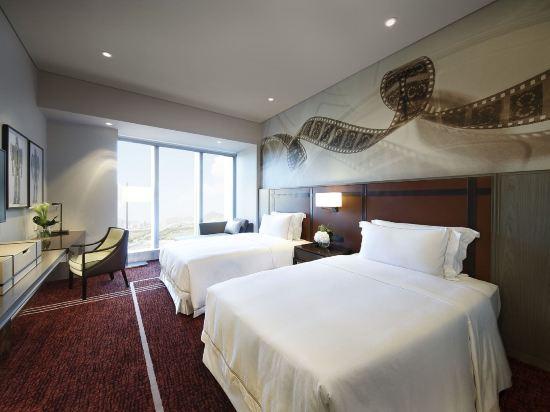 澳門新濠影匯酒店(Studio City Hotel)明星經典雙床客房