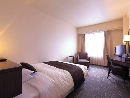 西鐵格蘭酒店(Nishitetsu Grand Hotel)經濟大床房