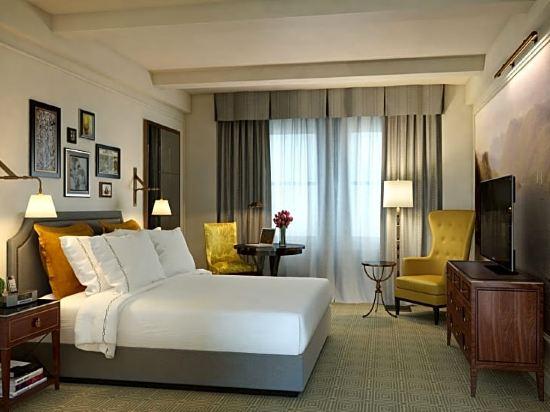 紐約巴克萊洲際大酒店(InterContinental New York Barclay Hotel)大號床房