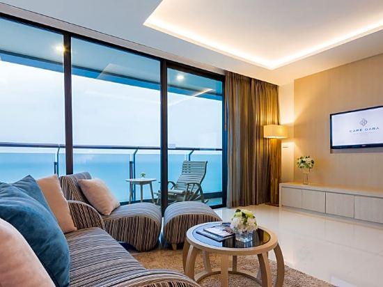 達拉海角度假酒店(Cape Dara Resort)達拉套房