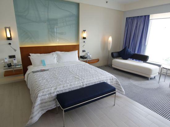 香港數碼港艾美酒店(Le Méridien Cyberport)智能純淨客房