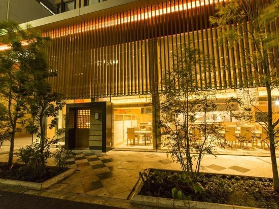 新宿花JR九州酒店(Jr Kyushu Hotel Blossom Shinjuku)外觀