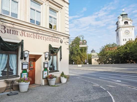德拉格德意志博物館生活酒店