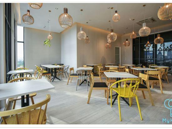 吉隆坡星匯公寓式酒店(Expressionz Professional Suites by MyKey Global)餐廳