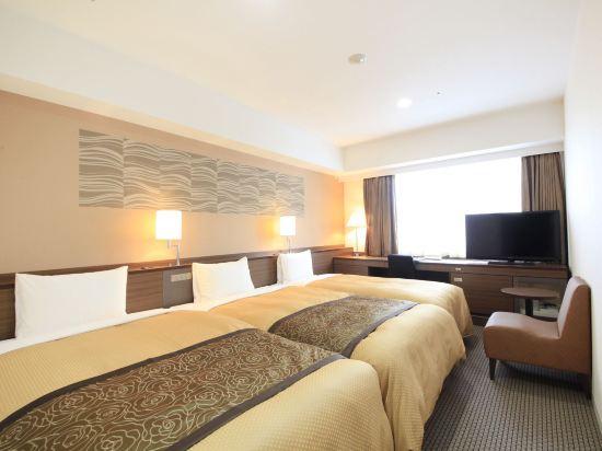 Vessel Inn酒店-札幌中島公園(Vessel Inn Sapporo Nakajima Park)標準三人房