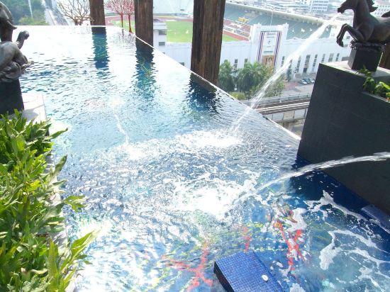曼谷暹羅名家設計酒店(Siam@Siam Design Hotel Bangkok)健身娛樂設施