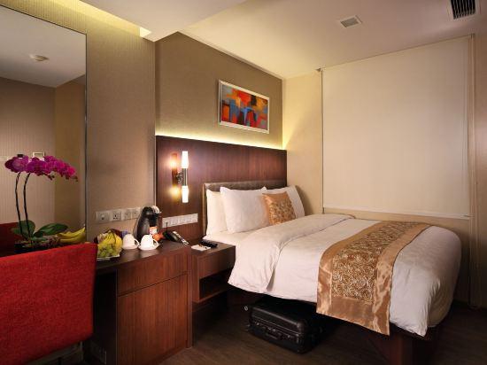 新加坡客來福酒店香港街5號(Hotel Clover 5 Hong Kong Street Singapore)尊貴行政房