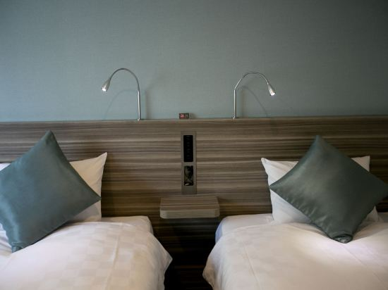品川王子大飯店(Shinagawa Prince Hotel)N塔樓雙床房