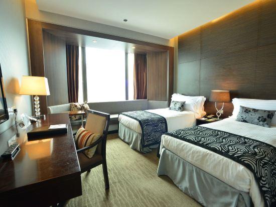 新加坡半島怡東酒店(Peninsula Excelsior Hotel Singapore)尊貴房