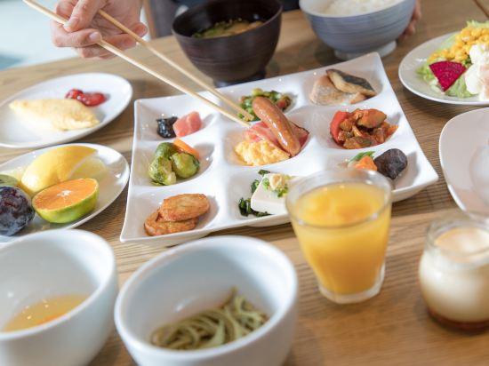 新宿花JR九州酒店(Jr Kyushu Hotel Blossom Shinjuku)餐廳