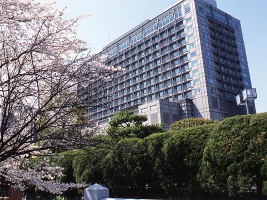 京都大倉飯店(Kyoto Hotel Okura)外觀