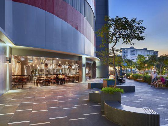新加坡莊家大酒店(Hotel Boss Singapore)餐廳