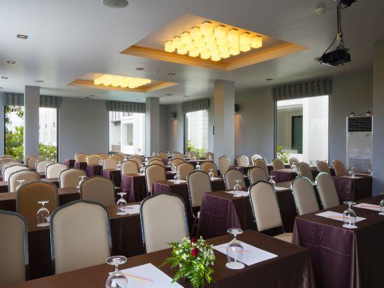 塞雷妮蒂華欣酒店(The Serenity Hua Hin)會議室