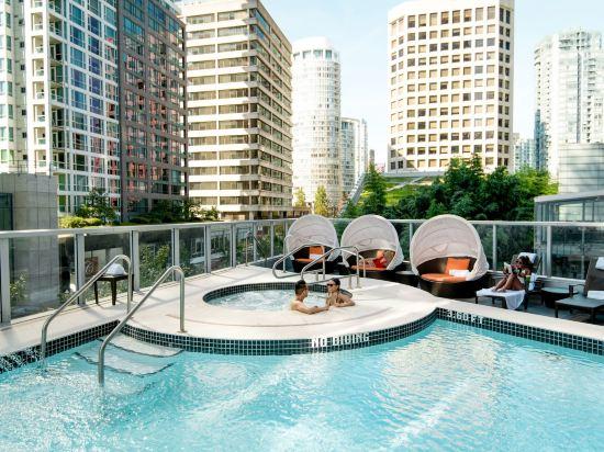 温哥華香格里拉大酒店(Shangri-La Hotel Vancouver)健身娛樂設施