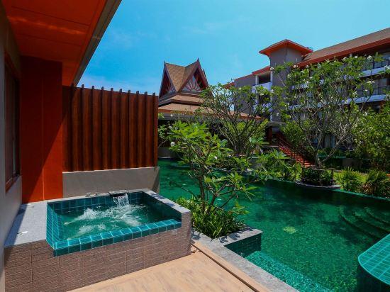 艾瑞斯華欣酒店(Ayrest Hua Hin Hotel)室外游泳池