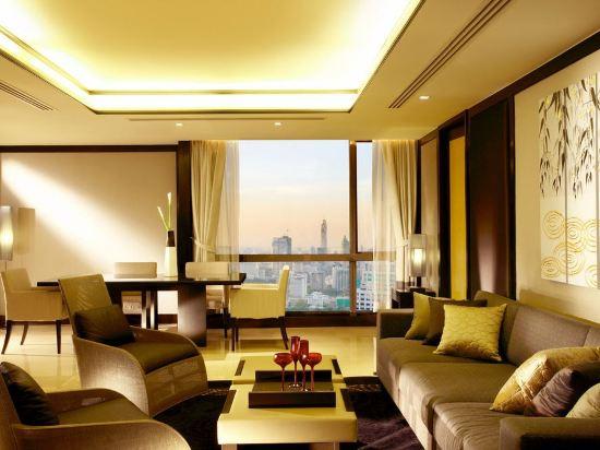 曼谷悅榕莊酒店(Banyan Tree Bangkok)公共區域