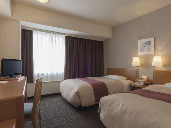 東京灣有明華盛頓酒店(Tokyo Bay Ariake Washington Hotel)雙床房