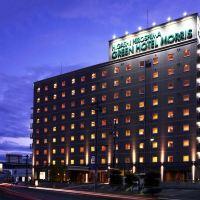 東廣島莫里斯綠色酒店酒店預訂