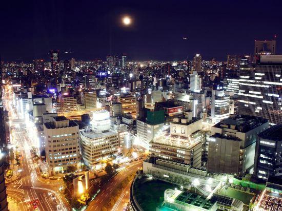 格蘭比亞大酒店(Hotel Granvia Osaka)家庭房