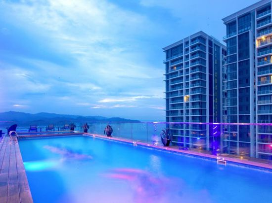 閣藍帝酒店(Grandis Hotels and Resorts Kota Kinabalu)健身娛樂設施