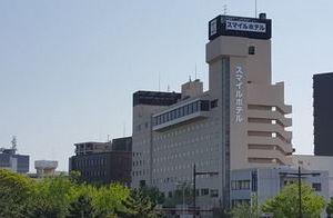 和歌山市微笑酒店(Smile Hotel Wakayama)