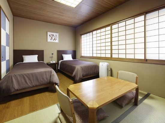 大阪新阪急酒店(Hotel New Hankyu Osaka)和洋式房