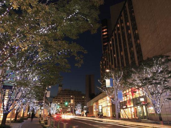 東京君悅酒店(Grand Hyatt Tokyo)周邊圖片