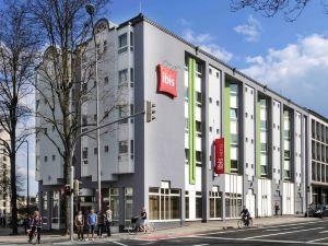亞琛中央火車站宜必思酒店(Ibis Aachen Hauptbahnhof)