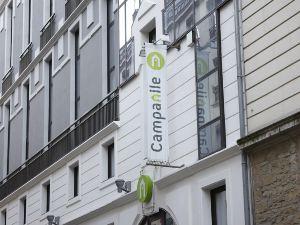 鐘樓里昂中央貝爾奇羅納酒店(Campanile Lyon Centre - Berges du Rhône)