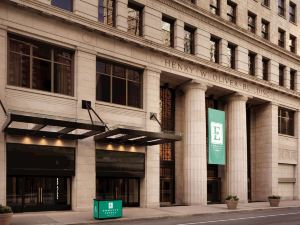 匹茲堡市中心希爾頓尊盛酒店(Embassy Suites Pittsburgh-Downtown)
