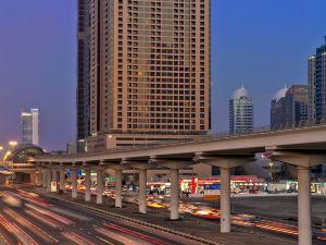 迪拜美爵全套房酒店(Mercure Dubai Barsha Heights Hotel Suites & Apartments)