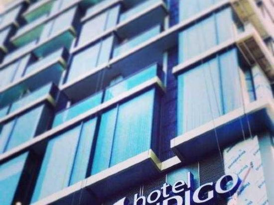 曼谷無線路英迪格酒店(Hotel Indigo Bangkok Wireless Road)外觀