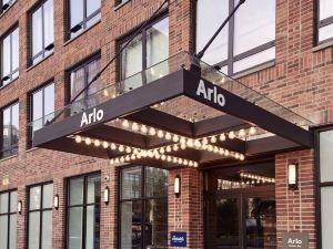 紐約阿洛哈德遜廣場酒店(Arlo Hudson Square New York)