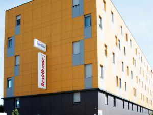 里塞德宏蘭斯中心公寓(Residhome Reims Centre)