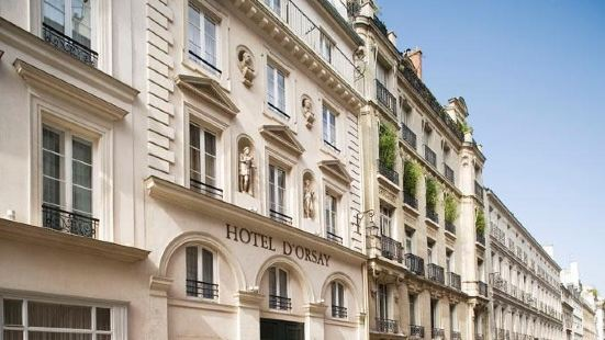 奧賽法蘭西精神酒店