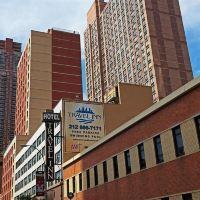 曼哈頓中城旅遊酒店酒店預訂