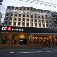 the b 東京 赤阪酒店酒店預訂