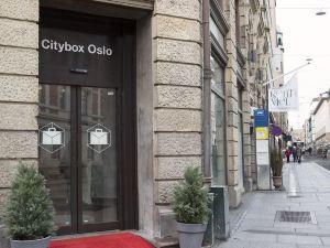 奧斯陸城市之盒酒店(Citybox Oslo)