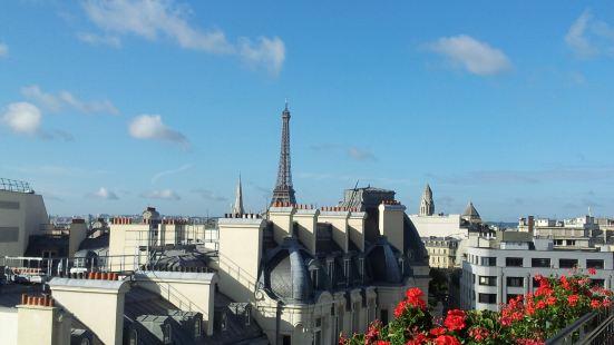 ホテル ランカスター パリ シャンゼリゼ