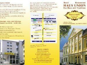 豪斯友尼恩酒店(Hotel Haus Union)