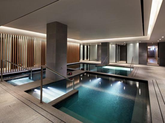 首爾新羅酒店(The Shilla Seoul)室內游泳池