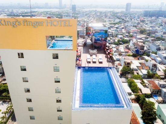 峴港國王手指酒店(King's Finger Hotel Da Nang)外觀