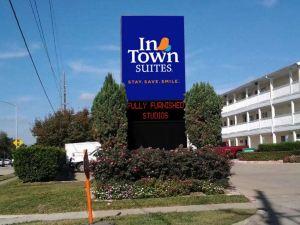 斯塔福德舒格蘭城內套房汽車旅館(InTown Suites Sugarland Stafford)