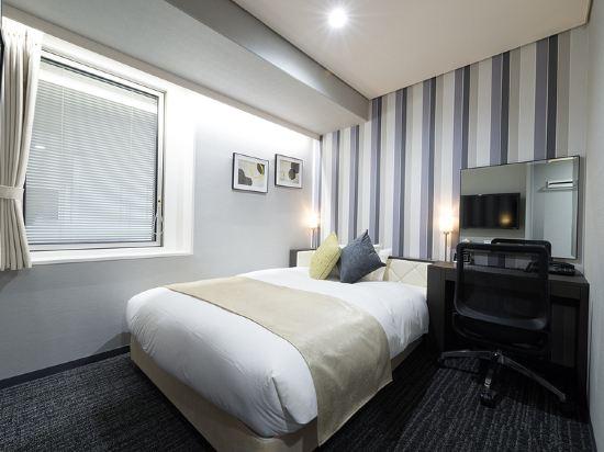 格蘭比亞大酒店(Hotel Granvia Osaka)舒適單人房